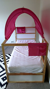 Girls bed and mattress Cowaramup Margaret River Area Preview