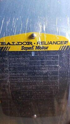 Cleaver Brooks 10 Hp 200-230460v 3ph Part No. 894-004483 Motor