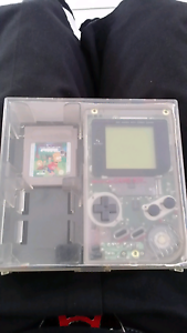 Full original gameboy limited edition and game Pimpama Gold Coast North Preview