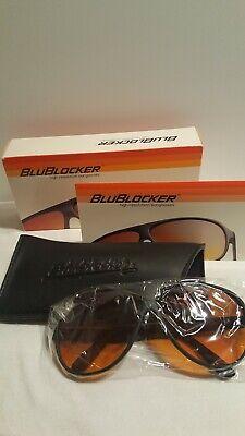 Vintage Original BluBlocker Sunglasses 1989 Malenium (Blublockers Sunglasses)