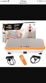 Wanted: Power Fit fitness platform plate