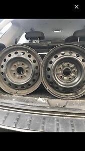 15 pouce roue acier 15 inch steel rims