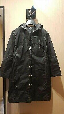 Damen Mantel Raincoat Ilse JACOBSEN Rubber Gr.S Regemantel comprar usado  Enviando para Brazil