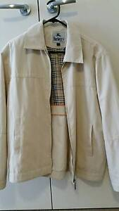 Burberry Beige / Light Tan Jacket Box Hill Whitehorse Area Preview