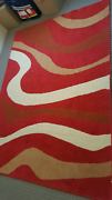 Rug in good condition.  beautiful vibrant colour Ellenbrook Swan Area Preview