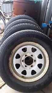 Tyres and rims Bunbury Bunbury Area Preview