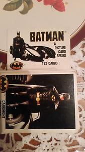 Batman trading cards Adelaide CBD Adelaide City Preview