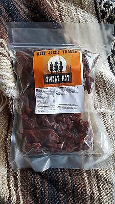 Sweet & Hot Beef Jerky, 1 pound / 16oz
