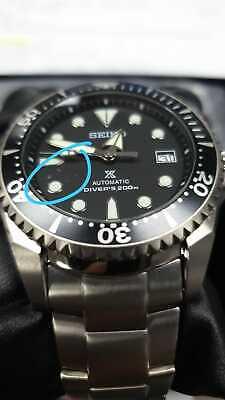 SEIKO Prospex Diver Automatic Titanium SBDC029+Worldwide Warranty USED L003*US