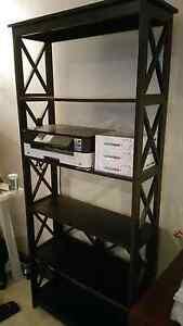 Book shelf - Black Launceston Launceston Area Preview