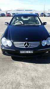 Mercedes Benz Clk320 Cammeray North Sydney Area Preview