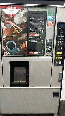Crane National Coffee Vending Machine