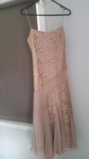 Formal vintage cocktail dress