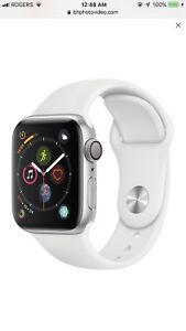 2 days old Apple Watch 4 GPS+Cellular