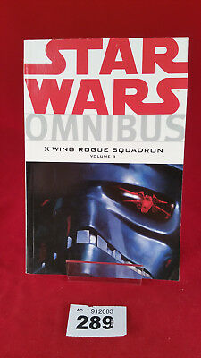 B289 Star Wars Omnibus Dark Horse - X-Wing Rogue Squadron Vol Volume 3