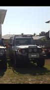 1989 75 series toyota landcruiser ute Rockhampton Rockhampton City Preview