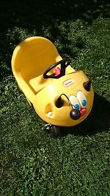 VHTF VINTAGE LITTLE TIKES BUMBLE BEE BUGGY TODDLER RIDE-ON ~ VGUC