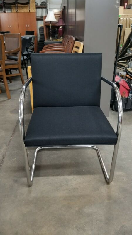 Mid century modern guest chairs