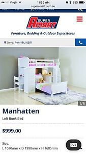 Bunk bed St Clair Penrith Area Preview