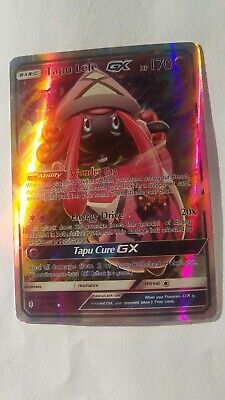 "pokemon card Tapu Lele GX ""shiny"""