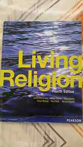 Living Religion - 4th edition Textbook & CD - excellent condition Maroubra Eastern Suburbs Preview