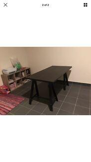 IKEA wood Desk (never used)
