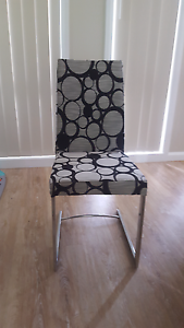 6 Domayne dining room chairs Camden Camden Area Preview