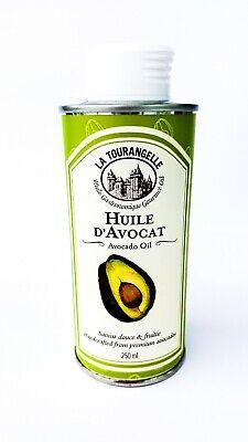 Lebensmittel Avocado-Öl (Avocadoöl Avocado Öl hochwertiges Speiseöl 3x 250ml Schmuckdose La Tourangelle !)