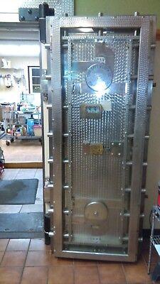Bank Vault Safe Door York And Safe Early 1900s Vintage 3878 W Framehardware