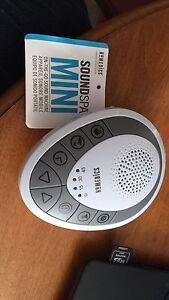 Homedics Mini Sound Spa White Noise