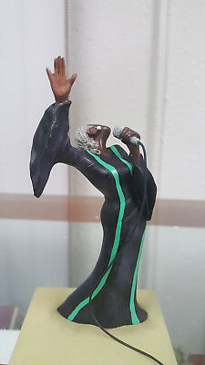 Annie Lee Art Figurine Eb-body Say Amen Scene 3/Religious/Church