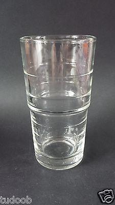 Softdrink-Glas, ohne Druck, H: 12,5cm, Durchmesser: 6,5cm  (mehrere verfügbar) Soft-drink-glas