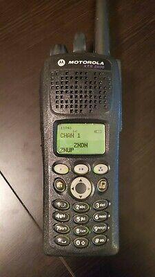 Motorola Xts2500 P25 Adp Portable Trunking Radio 800mhz