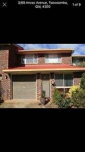 2 Bed Townhouse Unit For Rent Newtown- Toowoomba Toowoomba Toowoomba City Preview