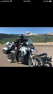 2009 BMW F650GS Twin - Low seat option included