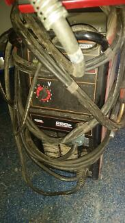 MIG Welder Lincoln 255s Amps C/- Remote wire feed unit Toorak Gardens Burnside Area Preview