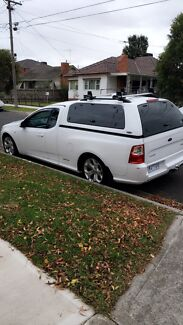 Ford falcon fg xr6 2010 automatic come with Rego&RWc