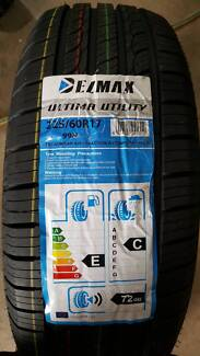 225/60r17 NEW TYRES $125.00 EACH