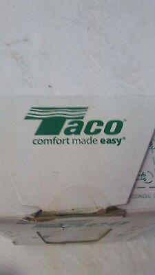 Taco Zone Valve 2 Way 34 Sweat Model 571-2