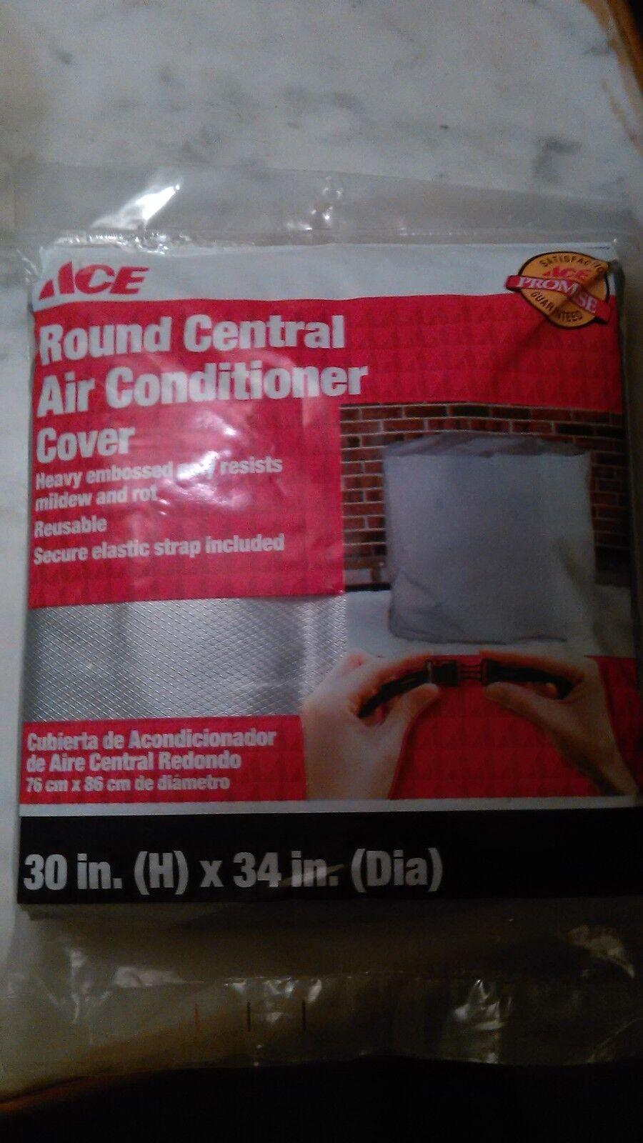 34 inch diameter round air conditioner cover