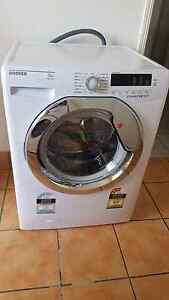 HOOVER 7KG FRONT LOAD WASHING MACHINE Collingwood Park Ipswich City Preview