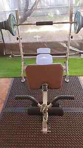 Weight bench 4 sale Birkdale Redland Area Preview