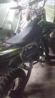 125cc big wheel pit bike