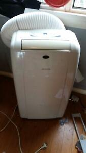HELLER Air conditioner portable working $80