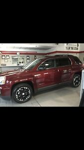 2017 GMC Terrain AWD 4dr SLE w/SLE-2 lease takeover $437.83 mnth
