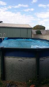 Above ground swimming pool North Haven Port Adelaide Area Preview
