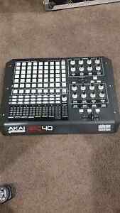Akai APC40 with Roadcase Chiswick Canada Bay Area Preview