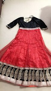 Indian anarkali brand new party wear