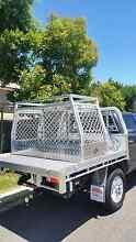 Custom aluminum dog cages. Dakabin Pine Rivers Area Preview