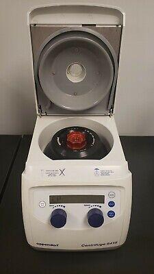 Eppendorff Centrifuge 5418